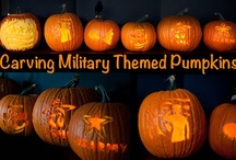 Spooktacular  / Halloween inspirations and crafts!  / by Military Spouses
