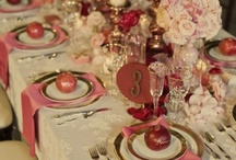 tablescapes / by Debbie Buchholz
