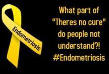 Infertility & Endometriosis / by Brooke Smathers