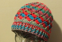 crochet hats, scarves, cowls & gloves / by Debbie Buchholz