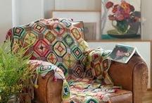 crochet home decor / by Debbie Buchholz
