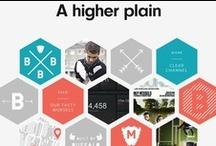 Flat design / 10 of the best websites in #flatdesign