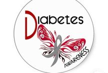 Diabetes Info & Support / by The Crafting Place.Etsy.com Rebecca Casiano