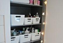 Bathroom Organization / by Molly MaGuire