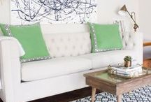 Tips from the Blog / Mohawk Homescapes serves as a community, an inspiration and a resource for all the latest news and trends in today's home fashions. From industry professionals to DIYers, Homescapes is a place to browse, discover, share and learn. Let our conversation inspire your creation!