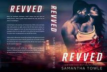 Revved - Andi & Carrick / Release date for REVVED: March 24, 2015. If you would like to add your own pictures or videos of Andi and Carrick here then send an email to: samtowle@hotmail.co.uk and you will be sent an invitation. This board has various photos of actors and models who closely resemble my vision of Andi and Carrick from REVVED. There are also musical quotes and places featured in the novel. To learn more about REVVED, see my website: www.samanthatowle.com