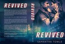 Revived - India & Leandro / Release date for REVIVED: Jul 12, 2015. If you would like to add your own pictures or videos of India and Leandro here then send an email to: samtowle@hotmail.co.uk and you will be sent an invitation. This board has various photos of actors and models who closely resemble my vision of India and Leandro from REVIVED. There are also musical quotes and places featured in the novel. To learn more about REVIVED, see my website: www.samanthatowle.com