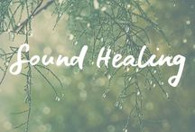 Sound Healing / Sound Healing | Guided Meditations | Nature Sounds | Sound Healing Resources | Meditation Inspiration