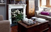 Living Room Ideas// / Living room ideas for our new house