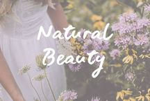 Natural Beauty / Natural Beauty | Plant-Based Beauty | Eco-Conscious | Natural Products