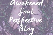 Awakened Soul Perspective Blog / Inspiring and empowering Awakened Souls to embrace their true selves & to follow their hearts. On my website, I share tips and resources for living a spiritual life. Topics include Spiritual Growth, Spiritual Book Recommendations, Self-Love, Plant-Based Living, Spirits, Energy Healing (Reiki & Crystal Healing), Decluttering & Space Clearing, Crystals, Spiritual Tools, etc.   Visit awakenedsoulperspective.com to learn more!