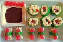 Holiday and Party Time / Ideas for Christmas, Easter, Birthdays, you name it!