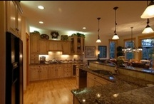 Home-Kitchen/Bars / by Amber F-L