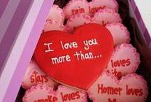 Valentines Day <3 / by Hallie Hales