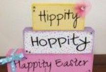 Easter / Celebrating The Easter Season / by MakingArtMatters
