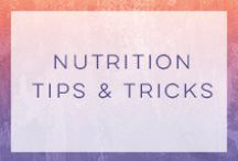 Nutrition / by Tina Paymaster