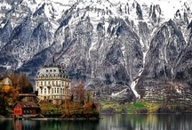 Switzerland / My Great Grandfathers homeland on my Fathers side. He was from Bern.  / by Joan Arc
