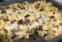 Pasta / Polenta / Rice / Gnocchi / by Dee Dee