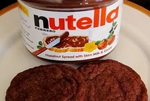 Nutella Love!! / by Dee Dee
