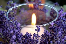 CANDLE LOVER'S DELIGHT / by Susan Wilder