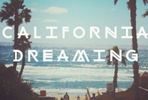 California Dreaming / by Joan Arc