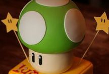 Mario Party / No not the game, inspiration for the Birthday theme my boy wants this year. / by Tammy James
