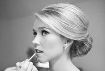 Wedding Hair & Makeup / by Hallie Hales