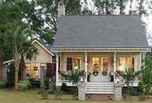 cottage living / by Sarah Steenrod
