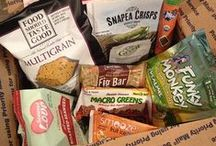 July Vegan Cuts Snack Box / Sign up to receive the August Snack Box now: http://bit.ly/vegansnackbox