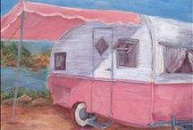 Glamping / Celebrating The Great Outdoors