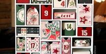 Christmas Advent Calendars / The Art Of Making A Christmas Advent Calendar