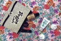 The July 2014 Vegan Cuts Beauty Box / We love seeing the products from the July Beauty Box out in the wild. What was your favorite item this month?  Not signed up? Don't miss out on another month: http://bit.ly/veganbeautybox