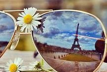 April in Paris / by Joan Arc