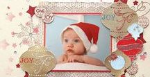 Christmas Scrapbook Layouts / The Art Of Scrapbooking Memories In The Spirit Of Christmas