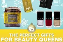 Vegan Gifts for Vegan Beauty Product Junkies / The holidays are here! Check out the best gifts for compassionistas!   Shop now: http://vegancuts.com