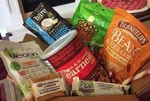 The December Vegan Cuts Snack Box 2015 / Check out the brands featured in the Vegan Cuts December Snack Box! What was your favorite?   Want a Snack Box of your very own? Don't miss out on January's treats: http://bit.ly/Vegan-Snacks