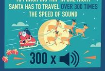 Santa's Logistical Nightmare / JESS3 partnered with Turner and did the math on Santa's annual journey, and the results aren't pretty.