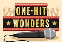 National One-Hit Wonder / What better way to celebrate National One-Hit Wonder Day than with a nostalgic flashback to the biggest hits – followed by the biggest flops – of the last 40 years?