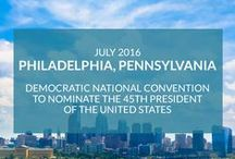 #DNC2016 Philadelphia / Site of the 2016 Democratic National Convention / by The Democrats