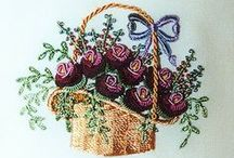 Brazilian Embroidery / The Art Of Brazilian Dimensional  Embroidery Stitching