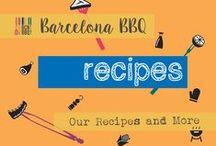 Barcelona BBQ Receipes / Our Barcelona BBQ recipes and more.  http://barcelonabbq.com/category/recipes/