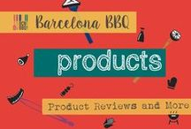 Barbecue Products / Barbecue products and our Barcelona BBQ product reviews http://barcelonabbq.com/category/products/