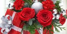 Christmas Centerpieces / The Beauty Of Centerpieces In The Spirit Of Christmas