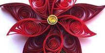 Christmas Quilling / The Age Old Art Of Quilling In The Spirit Of Christmas