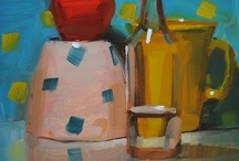 Daily Art / Daily Painters / by Janis McCarty