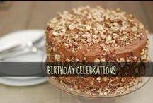 Project #2: Birthday Celebrations! / by Kelsey/TheNaptimeChef