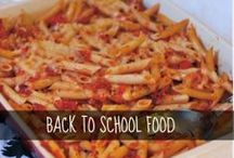 Project #1: Back to School Foods!