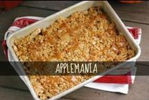 Project #3: Applemania 2012 / by Kelsey Banfield | The Naptime Chef