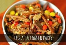 Project #5: It's a Halloween Party! / by Kelsey Banfield | The Naptime Chef