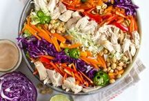 Bless This Mess Recipes / Healthy recipes and meal plans, Free Meal plans, Delicious, quick and easy recipes including Chicken recipes, meatless recipes, clean eating recipes and kid friendly recipes.